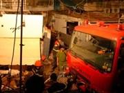 Explosives used in movie effects kill ten in blasts