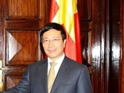 Vietnam pledges full support for disarmament conference