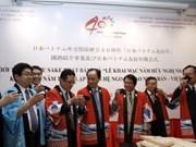 VN-Japan friendship year kicks off in HCM City