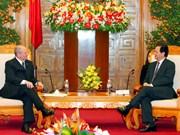Vietnam, Serbia boost multi-faceted ties