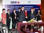 IIB cooperates with Vietnamese banks