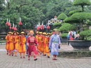 Royal activities to be restored in Hue