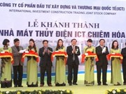 Vietnam's first green hydropower plant operational