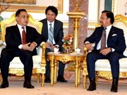 Laos, Brunei step up cooperation