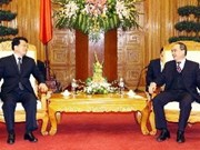 Deputy PM lauds ties with Yunnan