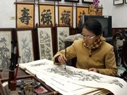 Dong Ho painting awarded national heritage
