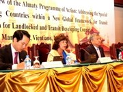 Landlocked countries' meeting concludes
