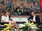 Danish minister pledges to boost ties with Vietnam