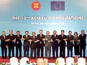 ASEAN, EU push economic integration