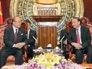 Vietnam, Japan strengthen ties