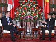Canada treasures Vietnam's role, position