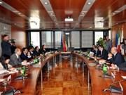 Vietnam, Italy's northern region cement ties