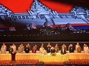 Cambodia's ruling party holds national congress