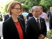Australia to restore military ties with Myanmar