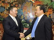 Vietnam, Mongolia cooperate on agriculture