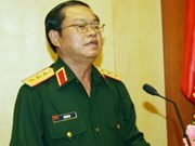 Chief of General Staff active at ACDFIM-10