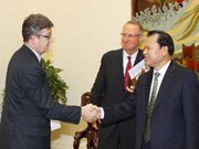 Vietnam welcomes Swiss insurer