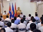 Vietnam Embassy in Cambodia boosts investment