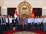 Vietnam, Singapore relations thrive