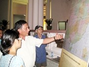 Old maps proving Vietnam's island sovereignty displayed