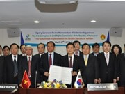 Vietnam, RoK share experiences in combating corruption