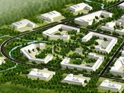 Construction on Da Nang Hi-Tech Park starts
