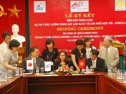 Japan to help Vietnam produce vaccine