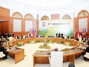 Vietnam works actively at 22nd ASEAN Summit