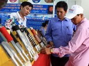 Mekong Expo 2013 underway in Can Tho