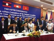 Cambodia, Laos, Vietnam discuss development