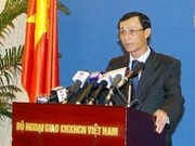 VN requests China to stop wrong doings on Hoang Sa