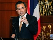 China's Foreign Minister visits ASEAN Secretariat
