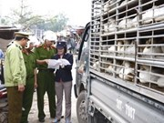 Border provinces ordered to prevent illegal poultry trade