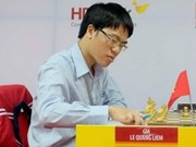 Chess: Le Quang Liem ranks 29th in world