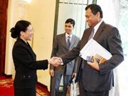 Vietnam, Sri Lanka hold political consultation