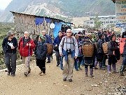 Sapa in Cloud Festival attracts tourists