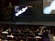 VNREDSat-1 launched into orbit
