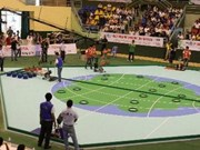 Robocon Vietnam 2013 enters final round