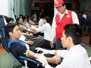 Over 300,000 units of blood targeted for 2013 summer