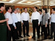 Prime Minister meets with voters in Hai Phong