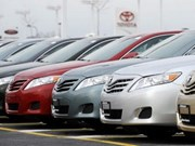Automobile market drives sales up