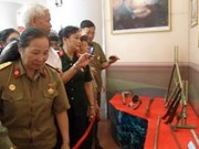 Exhibition on legendary Truong Son-Ho Chi Minh Trail