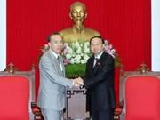 Vietnam keen on Japan's development experience