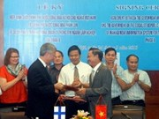 Finland helps Vietnam develop forest info system