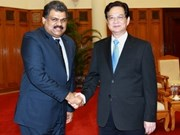 Vietnam backs maritime links with India