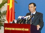 Vietnam opposes Chinese ships' ramming