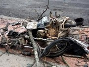Road accidents down in first 5 months of 2013