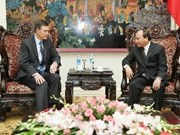 Australia: Vietnam a key partner