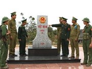 Vietnam, Laos plan to mark completion of border marker planting