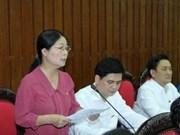 NA discusses draft amendments to some bills